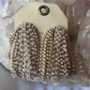 Anthropologie Studded Earrings